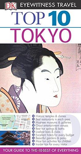 Dk Eyewitness Top 10 Tokyo (Dk Eyewitness Top 10 Travel Guides)