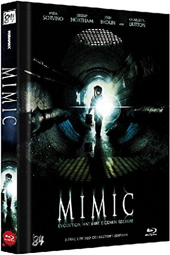 Mimic - Mediabook  (+ DVD) [Blu-ray] [Limited Collector's Edition]