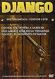 Pack DJANGO: encuentra a Sartana / Los Largos Días de la Venganza / El Momento de Matar [DVD]