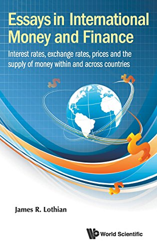 Essays in International Money and Finance: Interest Rates, Exchange Rates, Prices and the Supply of Money Within and Across Countries - Exchange Geld Rate