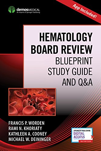 Hematology Board Review: Blueprint Study Guide and Q&A