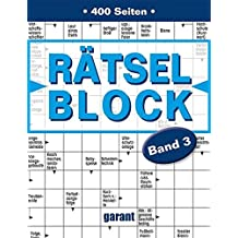 Rätsel Block - Band 3