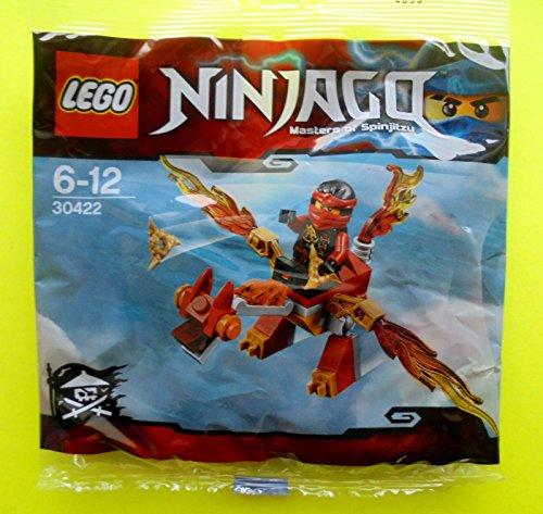 Preisvergleich Produktbild Lego Ninjago Kais Mini Dragon 30422 by LEGO