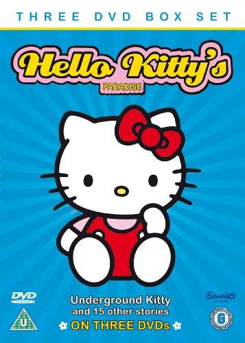 Underground Kitty & 15 Other Stories (3 DVDs)