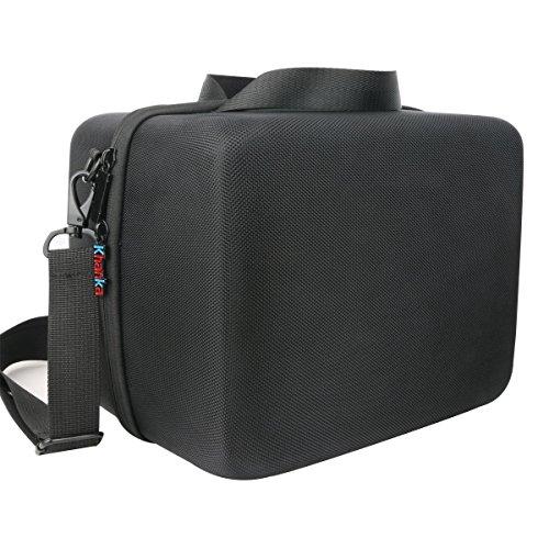 Khanka EVA Borsa da viaggio Custodia caso scatola per Sony PlayStation PSVR VR PS4 Headset