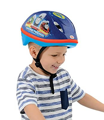 Thomas & Friends Boys' Safety Helmet by MV Sports & Leisure Ltd