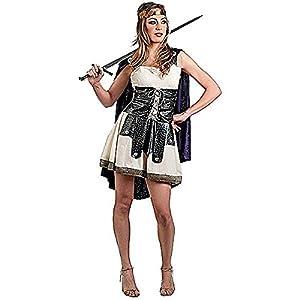 Limit Sport - Disfraz de romana Claudia para adultos, talla S (MA619)