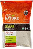 #3: Pro Nature 100% Organic Bajra Flour, 500g
