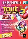 IFSI Tout le semestre 3 en fiches mémos - Diplôme infirmier - 3e édition (French Edition)