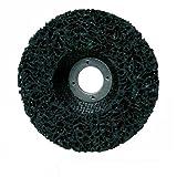 Silverline 585478 Siliziumkarbid-Schleifscheibe 115 mm, 22,23-mm-Bohrung
