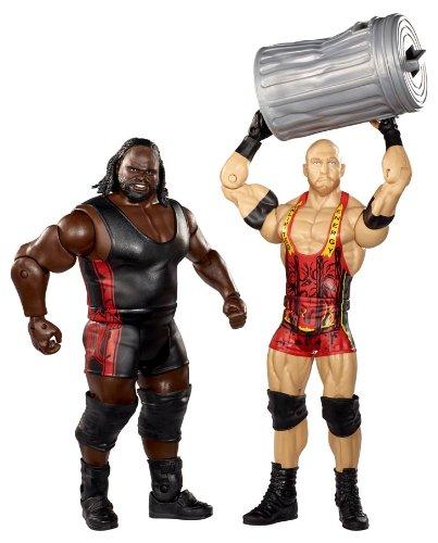 Figur WWE Ryback & Mark Henry Battlepack Serie 25