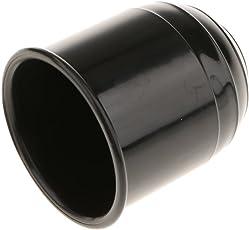 perfk 55 x 70mm Kunststoff Abdeckung Anhängerkupplung Anhänger Kappe Kupplungsschutzkappe