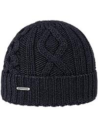 Amazon.it  Stetson - Berretti in maglia   Cappelli e cappellini ... f9327652c87d