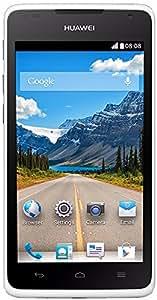 Huawei Ascend Y530 Smartphone, 4 GB, Marchio TIM, Bianco
