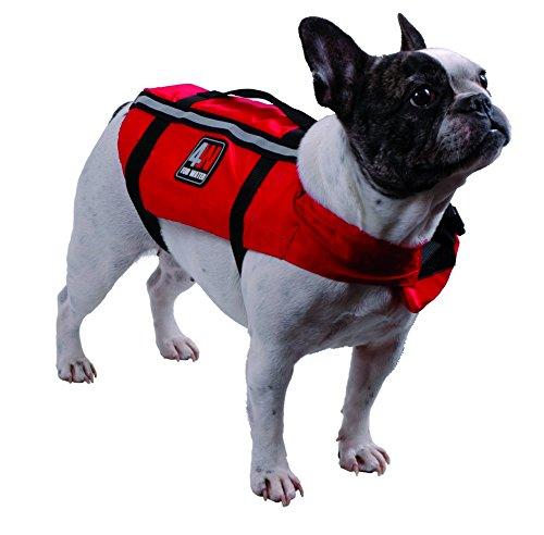 forwater–Chaleco salvavidas para perro, M