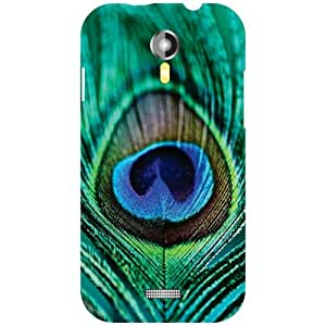 Micromax A117 Canvas Magnus Back Cover - Feather Designer Cases