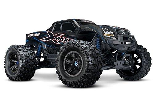 Traxxas 8S X-Maxx Elektrischer Monster-Truck, betriebsbereit, mit bürstenlosem Motor und Allradantrieb