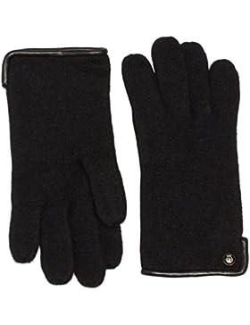 Roeckl Damen Handschuhe Original Walkhandschuh, Einfarbig