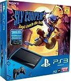PlayStation 3 - Konsole Super Slim 12 GB (inkl. DualShock 3 Wireless Controller + Sly Cooper: Jagd durch die Zeit)