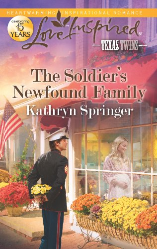 The Soldier's Newfound Family (Texas Twins Book 5) (English Edition)