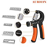 AURION HANDGRIP1040 Adjustable Hand Grip, Multicolor