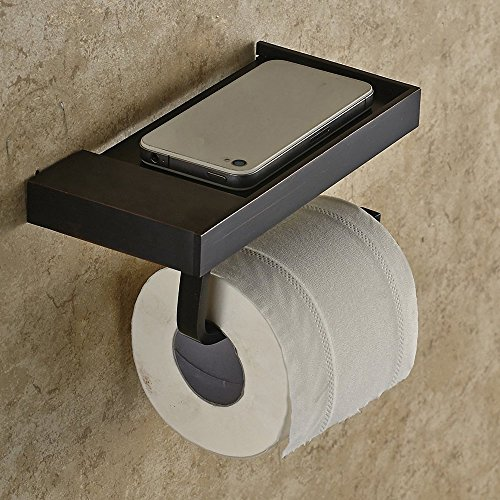 weare-home-matte-black-toilet-paper-holder-with-phone-self-cover-wall-mounted-solid-brass-oil-rubbed