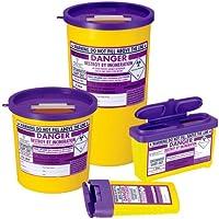 SharpsGuard Cyto Purple Lid 5 Litre Colour Coded Sharps Bin preisvergleich bei billige-tabletten.eu