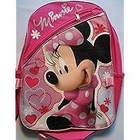 Disney Minnie Maus Pink 40,6cm Rucksack mit Lunch Bag preisvergleich bei kinderzimmerdekopreise.eu