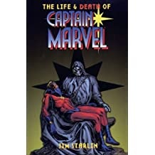 La mort de Captain Marvel de Starlin. Jim (2011) Broché