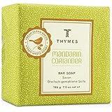 Thymes Mandarin Coriander Bar Soap- 195g/7oz