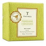 Thymes Mandarin Coriander Bar Soap- 195g...