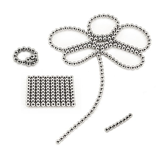 Oblique-unique®, 20mini palline magnetiche da 4-5mm