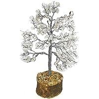 Royal BC Lquartz Stein Baum Heilung Kristalle Steine Reiki Baum Reiki Spritual Geschenk mit Rot Geschenk Tasche preisvergleich bei billige-tabletten.eu