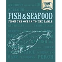Cook's Favourites; Fish & Seafood - Love Food by Parragon Books (2012-08-10)