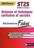 ST2S - Sciences et techniques sanitaires et sociales