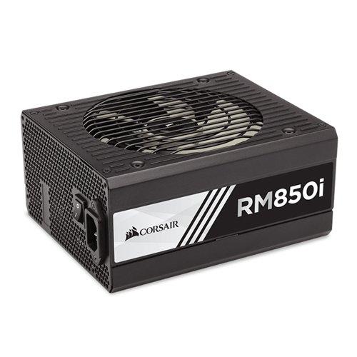 Corsair RMi Series RM850i - Fuente de alimentación ATX/EPS (850 W, modular, certificación 80 PLUS Gold EU) (CP-9020083-EU)