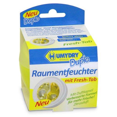 HUMYDRY -  Duplo 75g Raumentfeuchter Zitrone