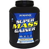 Dymatize Nutrition, Super Mass Gainer, Cookies & Cream, 6 lbs (2.7 kg) DYZ-33128