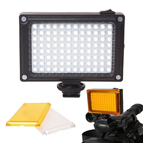 Ulanzi LED 96 Continuo luz Video Panel LED cámara