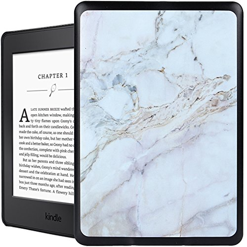 78d77f3fa91 Kindle Paperwhite Case;DICHEER Hard Plastic Cover Case for Amazon Kindle  Paperwh