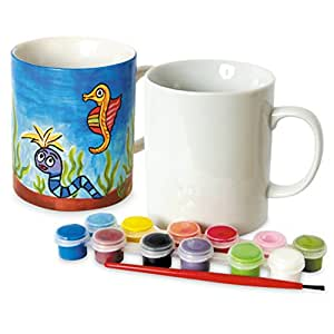 Toyrific Paint Your Own Mug