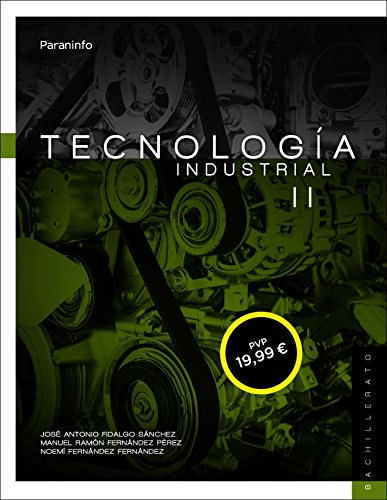 Tecnología industrial ii 2º bachillerato lomce