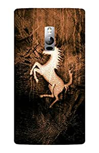 High Quality Printed Designer Back Cover For ONE PLUS 2