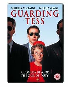 Guarding Tess Dvd Amazon Co Uk Shirley Maclaine