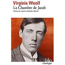 La Chambre de Jacob by Virginia Woolf (2012-11-23)