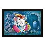 Delight Ganesh Shiv Ling Digital Printed...