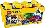 LEGO Classic Medium Creative Brick Box, Multi-Colour, 10696