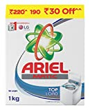 #7: Ariel Matic Top Load Washing Detergent Powder - 1 kg (with Rupees 30 off)