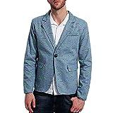 Costume d'affaires pour hommes Slim fit mariage Business Blazer tailleur Veste Trendy Suit Coat Multi style