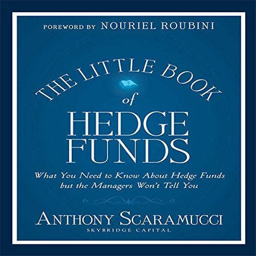 The Little Book of Hedge Funds  Audiolibri